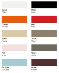 colores-silla-globus-polipropileno